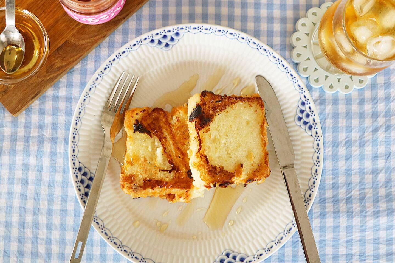 少ない材料で簡単に!米粉パンで作る「豆乳フレンチトースト」
